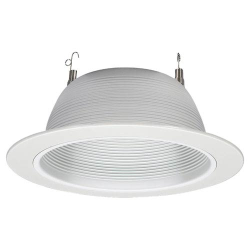 Sea Gull Lighting 6-Inch 120V White Trim