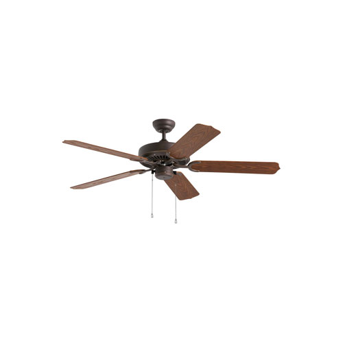 Panorama 52 Roman Bronze 52-Inch Energy Star Outdoor Ceiling Fan