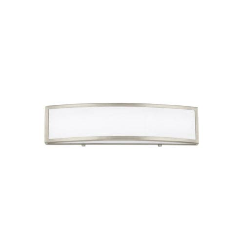 Colusa Brushed Nickel 19-Inch LED Bath Light