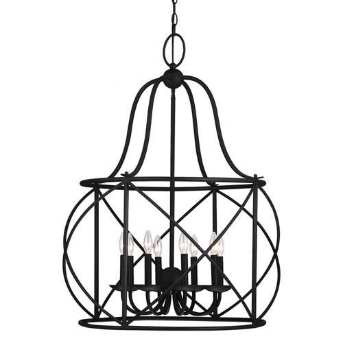 Turbinio Blacksmith Eight-Light Pendant