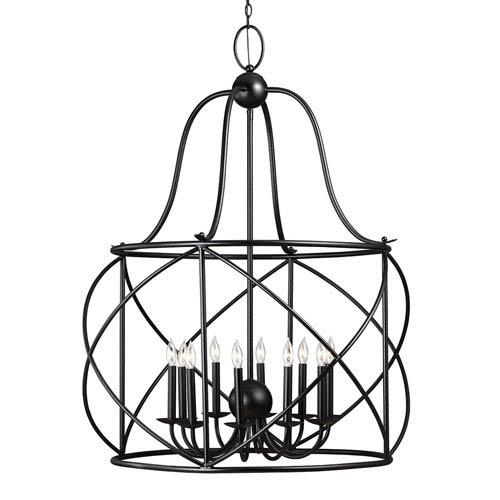 Turbinio Blacksmith 10-Light Pendant