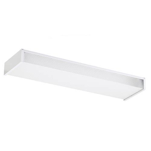 Flush Fluorescent Light Fixture | Bellacor