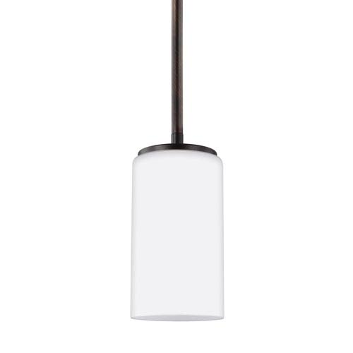 Alturas Burnt Sienna 3.5-Inch One-Light Mini Pendant