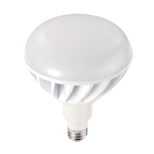 White LED with BR40 Medium Base 2700K