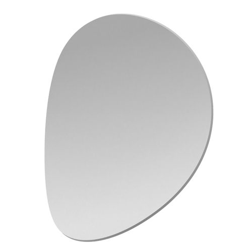 Malibu Discs Satin White 14-Inch Two-Light LED Sconce