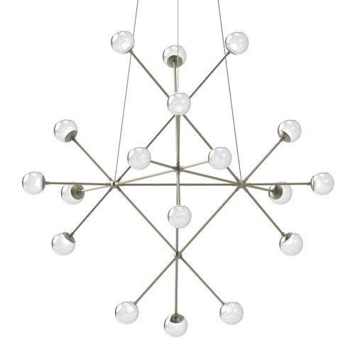 Proton 18-Light Beta LED Pendant