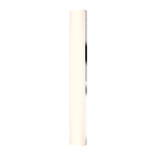 Polished Chrome 37-Inch LED Bath Bar