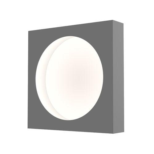 Vuoto Dove Gray 10-Inch LED Sconce