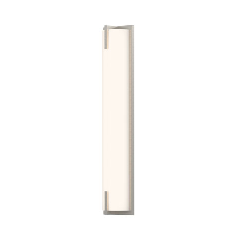 SONNEMAN New Edge Satin Nickel LED 5-Inch Bath Vanity