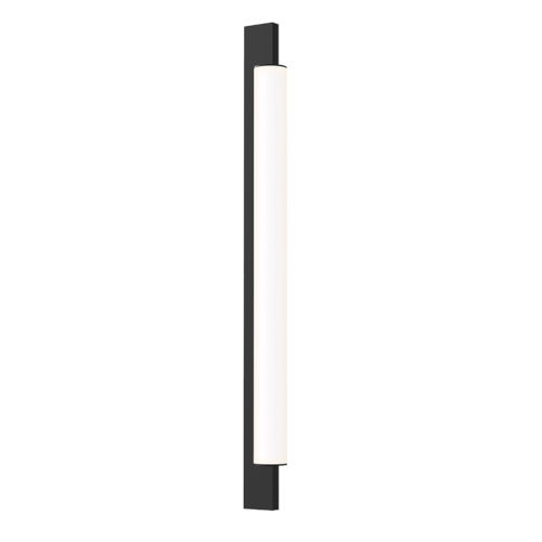 Keel Satin Black 22-Inch LED Bath Bar