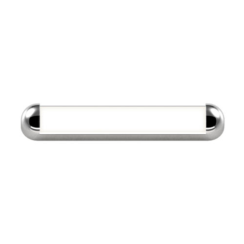 Radio Polished Chrome 18-Inch LED Bath Bar