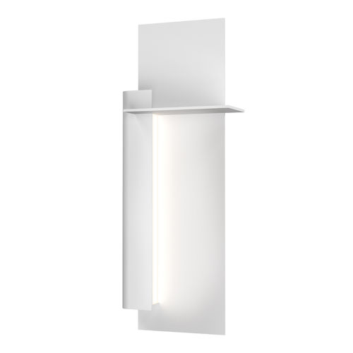 Backgate 20-Inch Left LED Sconce