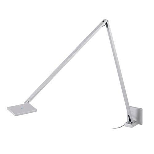 SONNEMAN Quattro Bright Satin Aluminum LED 3.5-Inch Wall Sconce