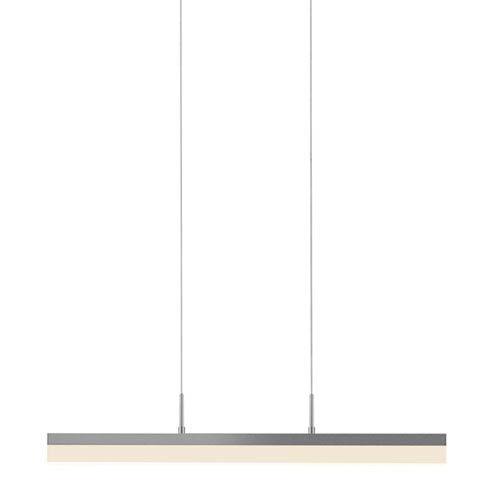 Stiletto Bright Satin Aluminum LED 24.25-Inch Pendant