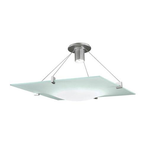 Handkerchief Small Semi-Flush Ceiling Light