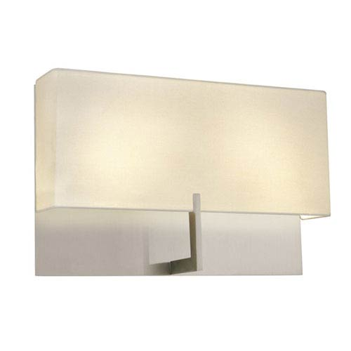 SONNEMAN Staffa Satin Nickel Four-Light Wall Sconce