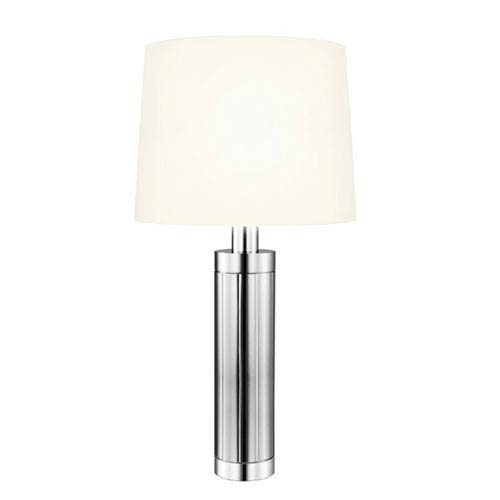 SONNEMAN Pomone Polished Nickel One-Light Table Lamp