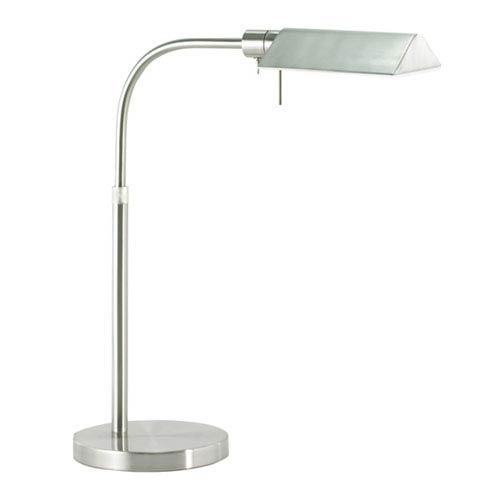 Tenda Pharmacy Nickel Adjustable Desk Lamp