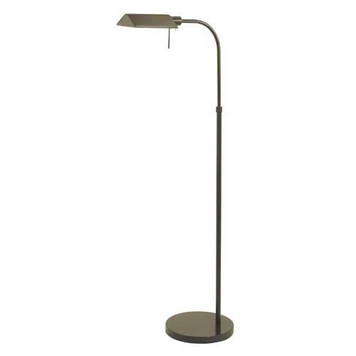 Tenda Pharmacy Rose Bronze Adjustable Floor Lamp