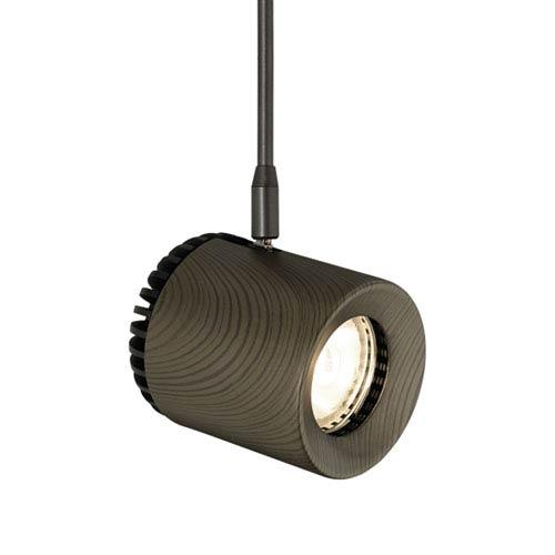 Burk Brown Chestnut 35° Three-Inch 2700 Kelvin LED Low-Voltage Head Monopoint