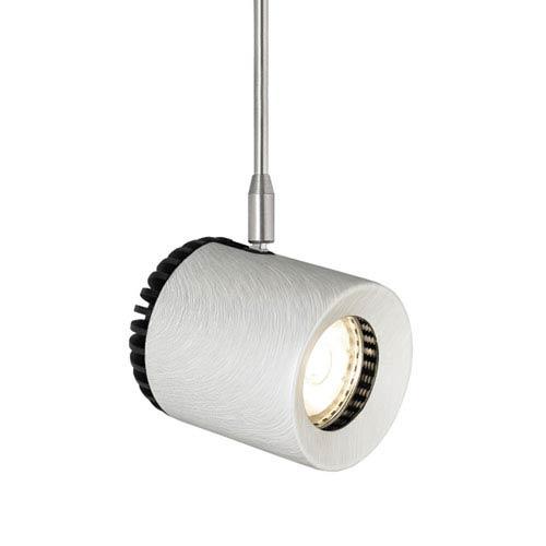 Burk White Ash 20° Three-Inch 3000 Kelvin LED Low-Voltage Head Monopoint