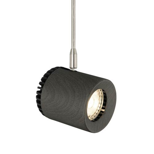 Burk Weathered Gray Oak 20° 12-Inch 3000 Kelvin LED Low-Voltage Head Monopoint