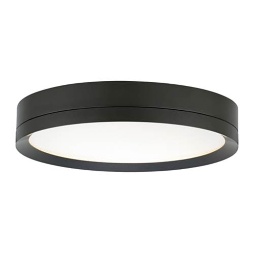 Tech Lighting Finch Antique Bronze LED Round Flush Mount
