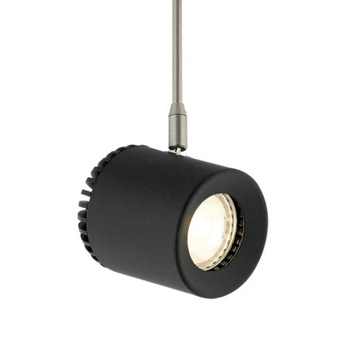 Burk Black 20° 12-Inch 3500 Kelvin LED Low-Voltage Head Monopoint