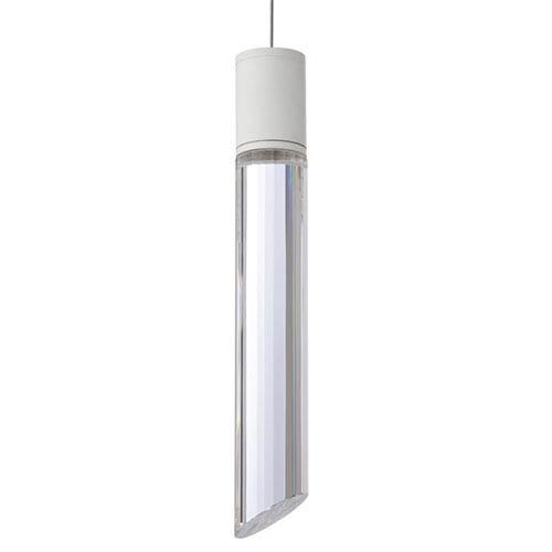 Tech Lighting Tibor White LED Low-Voltage Mini-Pendant