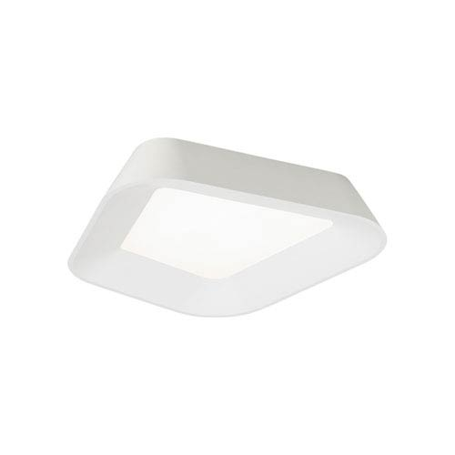 Tech Lighting Rhonan White LED Flush Mount