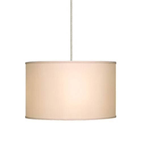 Tech Lighting Lexington Desert Clay Four-Light Pendant with Satin Nickel Canopy