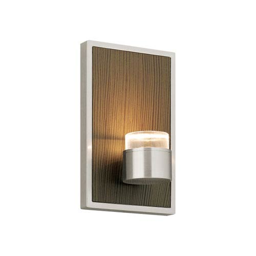 Dobson Brown Chestnut LED Wall Sconce