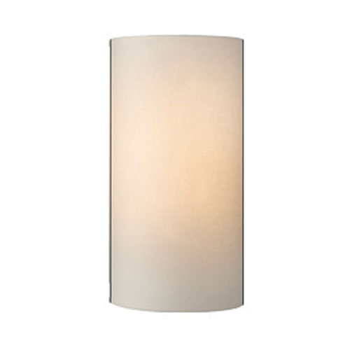 Lexington Desert Clay One-Light Fluorescent Wall Sconce with Antique Bronze Base