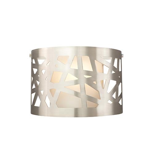 Tech Lighting Ventana Satin Nickel One-Light Wall Sconce