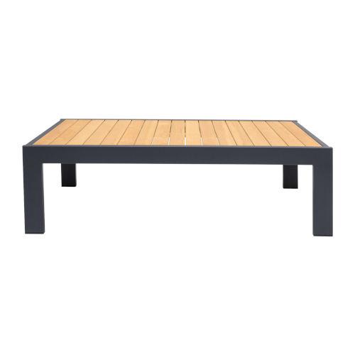 Palau Dark Gray Outdoor Coffee Table