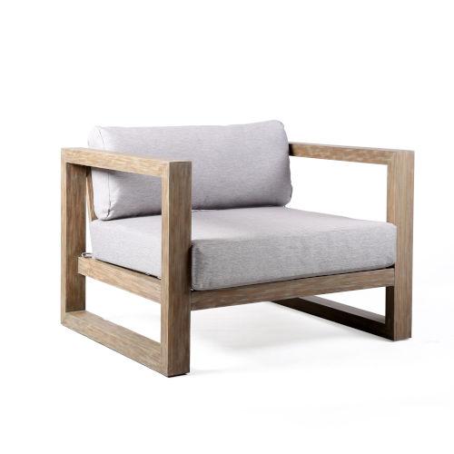 Paradise Light Eucalyptus Outdoor Lounge Chair