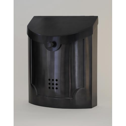 Fuoriserie Black Pewter Br Mailbox