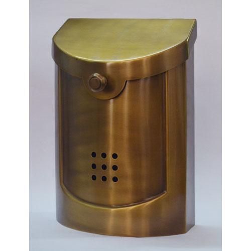 Fuoriserie Ecco Brass Mailbox
