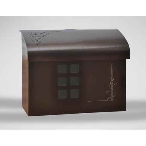 Fuoriserie Bronze Mailbox