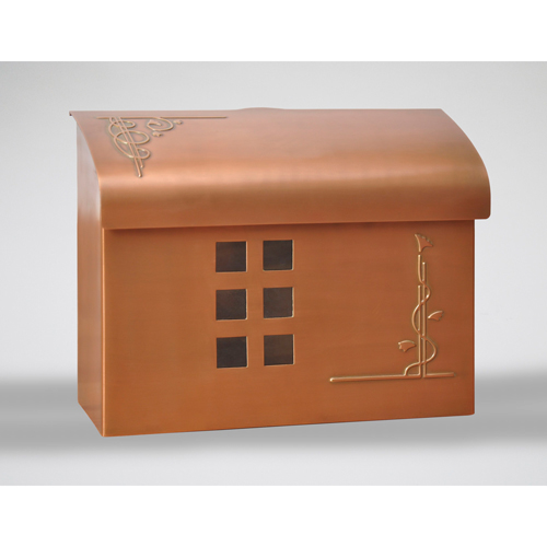 Fuoriserie Copper Mailbox