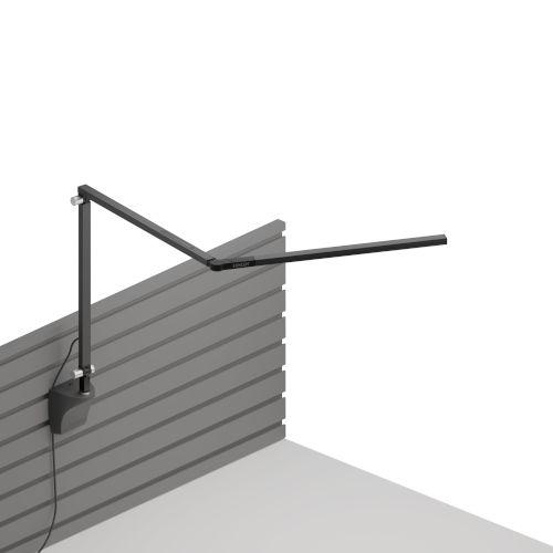 Z-Bar Metallic Black 3500K LED Desk Lamp