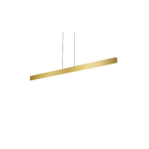 Sub Gold LED Pendant