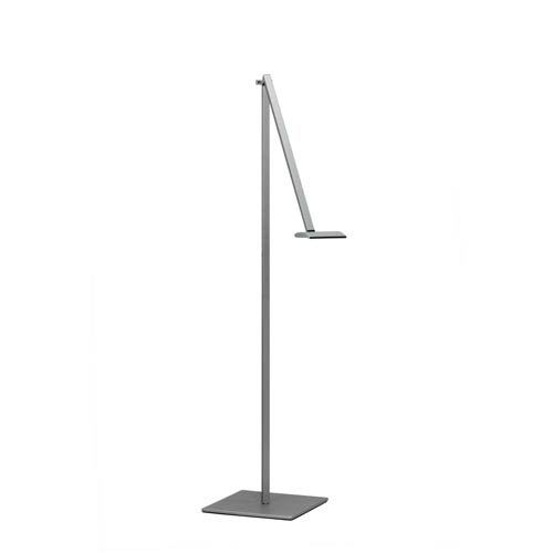 Mosso Silver LED Floor Lamp