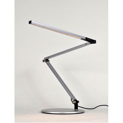 Koncept z bar mini silver led desk lamp with base warm light ar3100 koncept z bar mini silver led desk lamp with base warm light aloadofball Gallery