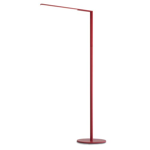 Lady7 Matte Red LED Floor Lamp