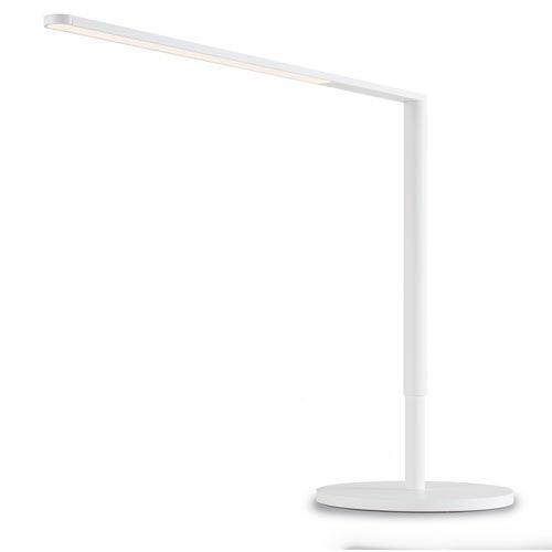 Lady7 Matte White LED Desk Lamp