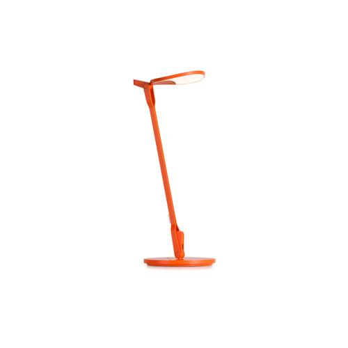 Splitty Matte Orange LED Desk Lamp