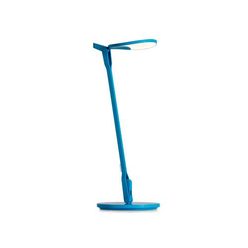 Splitty Matte Pacific Blue LED Desk Lamp