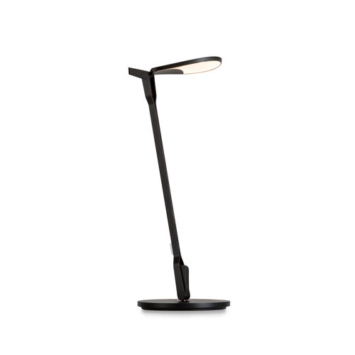 Koncept Splitty Pro Matte Black LED Desk Lamp