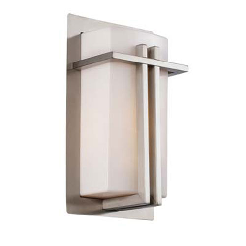 Doheny Steel Six-Inch One-Light Wall Sconce